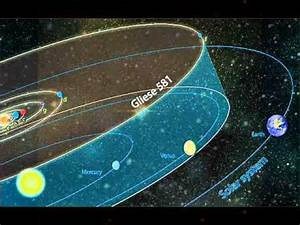 Odds of Life on Gliese 581g '100 Percent' - YouTube