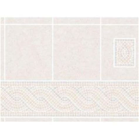 tile board home depot aquatile embossed alicante tile board from home depot