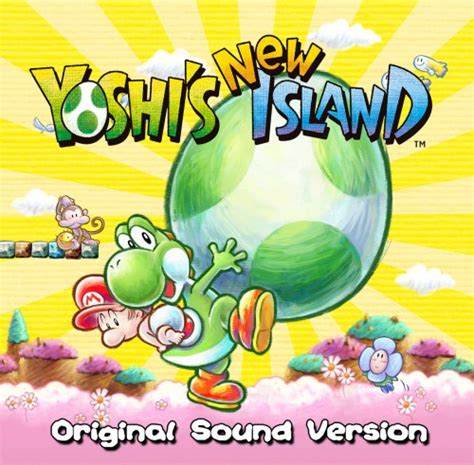 Yoshi's New Island  Original Sound Version Ost