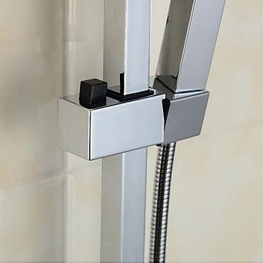 Elegant Shower Tap with 8 inch Shower head   Hand Shower