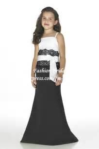 black and white junior bridesmaid dresses dresses trend