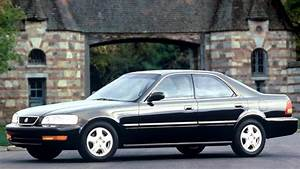 Remembering The Acura Vigor  U0026 The 5-cylinder