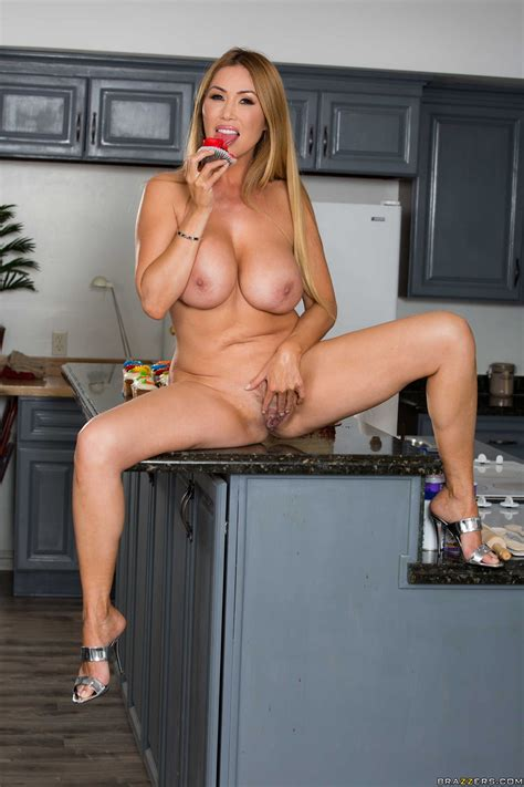 Curvaceous Milf Likes Sex In The Kitchen Photos Kianna Dior Alex D Milf Fox