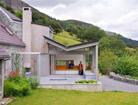 outdoor living house plans outdoor living house plan embraces ireland landscape