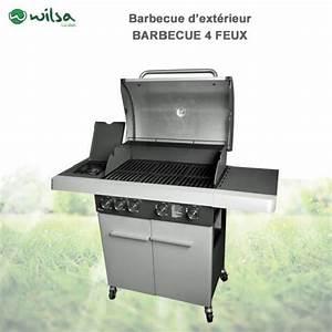 Barbecue A Gaz Pas Cher : barbecue gaz 4 bruleurs achat vente barbecue gaz pas ~ Dailycaller-alerts.com Idées de Décoration