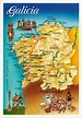 Map Cards - Hunting: 0303 Spain - Galicia