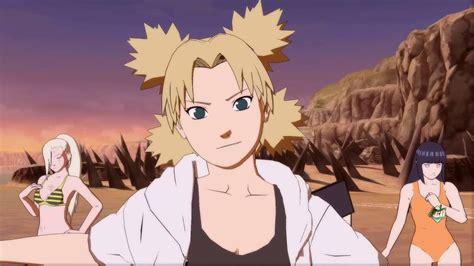 Naruto Storm 4 Dublado Pt Br Hinata Temari E Ino Vs