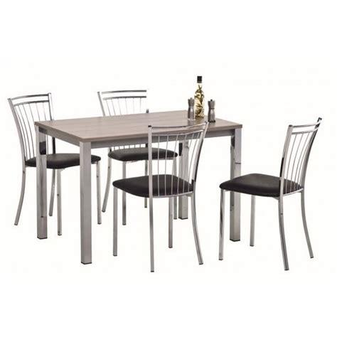 table chaises pas cher table et chaise de cuisine pas cher mobilier sur