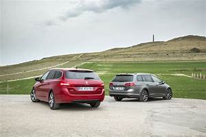 Peugeot Break 308 : essai 308 sw photo de voiture et automobile ~ Gottalentnigeria.com Avis de Voitures