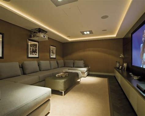 Decoração De Home Theaters Em Ambientes ( Fotos Para