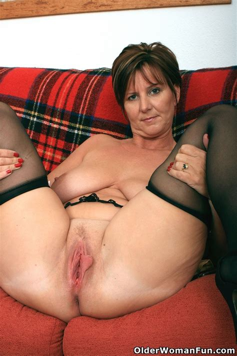 Gorgeous Granny Joy In Black Stockings Nude Big Tits Images Redtube