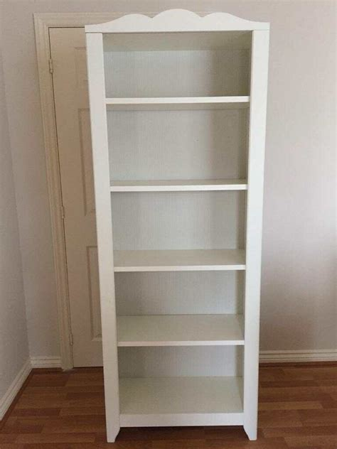 5 Shelf Bookcase Ikea by Ikea White Hensvik Bookcase With 5 X Shelves Collection