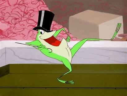 Frog Looney Tunes Cartoon Animated Michigan Froggy