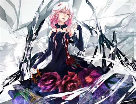 anime guilty crown download guilty crown wallpaper and background 1366x1043 id 632835