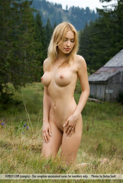 Nudity At Its Best Nude Country Girl