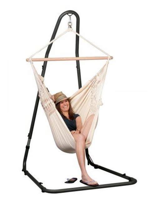 the 25 best hammock chair stand ideas on pinterest