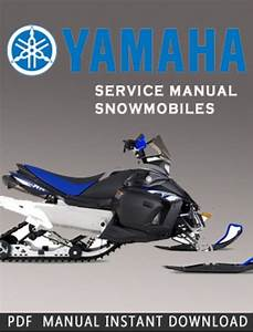 2007-2008 Yamaha Phazer Venture Service Repair Manual