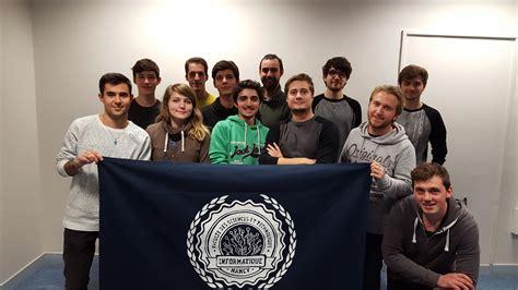 formation bureau d 騁ude association ascii octobre 2016 licence informatique