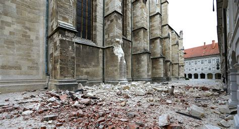Only list earthquakes shown on map. Video of Destruction and Rubble in Earthquake-Hit Croatian Capital Zagreb Emerges Online ...