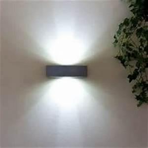 Wand Außenleuchten Led : 1000 images about licht aussenlicht on pinterest led ~ A.2002-acura-tl-radio.info Haus und Dekorationen