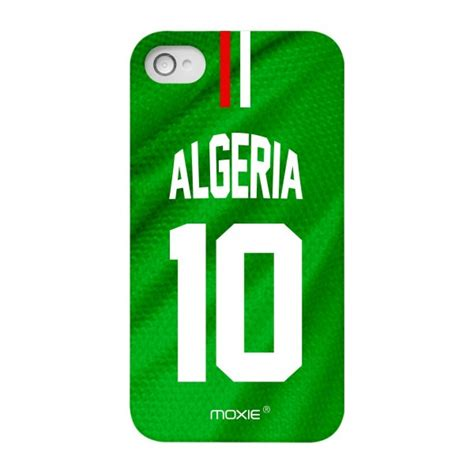 coque iphone   coupe du monde  algerie
