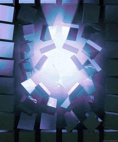 Retro Gifs Futuristic Animated Tron Kidmograph Ae