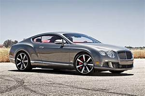 Bentley Continental Gt Speed : 2013 bentley continental gt speed first test motor trend ~ Gottalentnigeria.com Avis de Voitures
