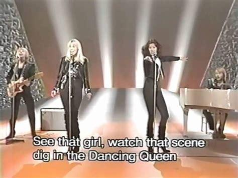 Best 25+ Dancing Queen Lyrics Ideas On Pinterest