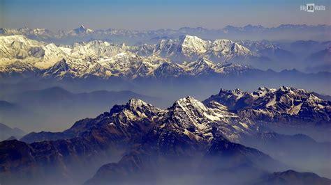 himalaya mountain range hd wallpaper bighdwalls
