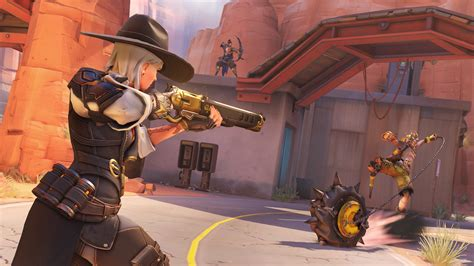 Overwatch Creator Admits Ashes Aim Is Broken Says A Fix