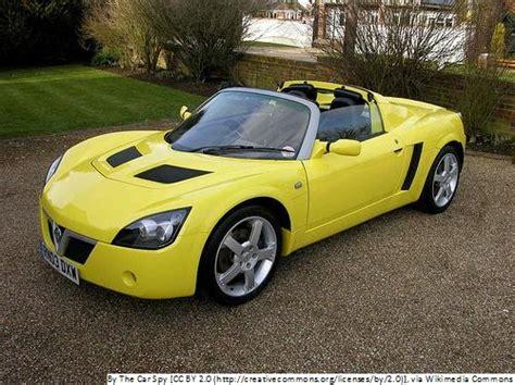 Underdog Speedster vauxhall vx220 review the car investor