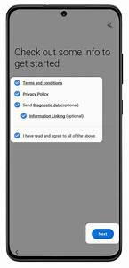 Samsung Galaxy S20 5g Setup Guide