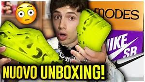 Unboxing Da Modes Di Nike  Bode  Dries  Ami E Molto Altro
