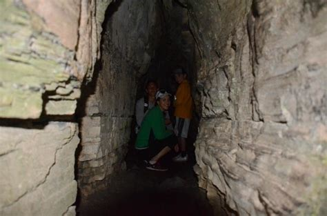 A Cave We Went In Picture Of Thacher State Park John