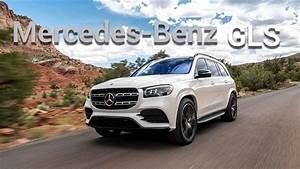 Mercedes -benz Gls 2020 -  U00bfla Clase S De Las Camionetas
