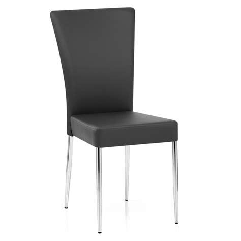 chaises cuir chaise faux cuir picasso monde du tabouret