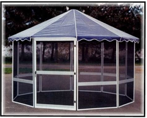 standing screen room kits  style screened