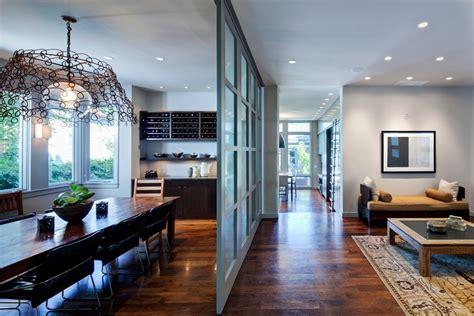 kitchen design pic 别墅客厅餐厅玻璃隔断效果图 土巴兔装修效果图 1306
