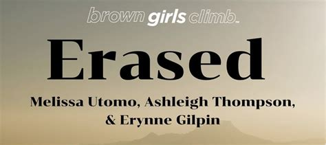 erased route names  climbing culture gripped magazine