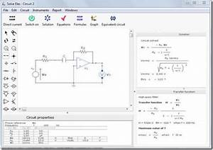 5 Free Circuit Diagram Software To Create Circuit Diagrams