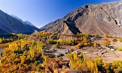 Deosai Pakistan Park National Plains Sadpara Village