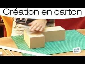 Objet En Carton Facile A Faire : fabriquer des objets de d coration en carton mode d 39 emploi cartonnages d i y pinterest ~ Melissatoandfro.com Idées de Décoration