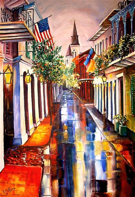 new orleans art by diane millsap dream of new orleans painting