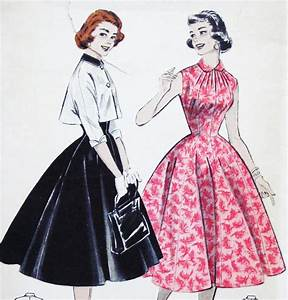 Pintucks: 1950's Vintage Fashion: Little Cover Ups