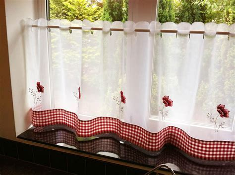 Unique Kitchen Curtains Fabric : Unique Kitchen Curtains
