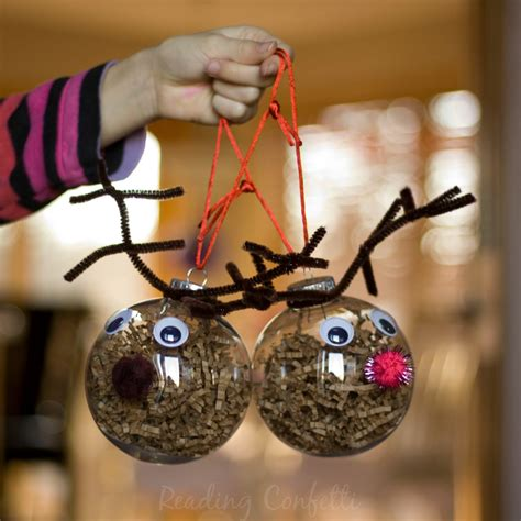 reindeer ornaments kids can make 10 awesome activities