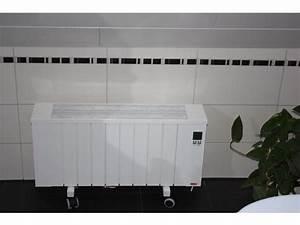 Chauffage À Inertie : chauffage electrique radiateur inertie plinthe double ~ Nature-et-papiers.com Idées de Décoration