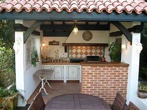 amenagement barbecue exterieur beautiful amenagement With barbecue beton cellulaire exterieur