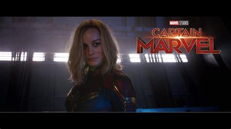 captain marvel super bowl spot clip movienewzcom
