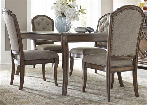 liberty furniture amelia dining 5 rectangular table